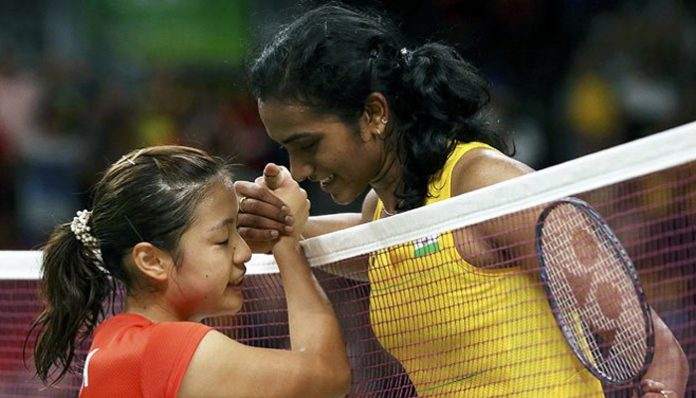 Catch PV Sindhu match result from PV Sindhu vs Okuhara All England Badminton 2018 clash. We take a look at PV Sindhu Badminton match, All England Badminton 2018 Live score, PV Sindhu Live score. PV Sindhu All England Badminton, PV Sindhu vs N Okuhara.