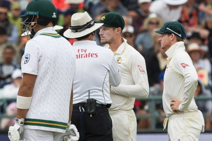 According to latest reports, Warner showed some of the English players his technique to tamper with the ball