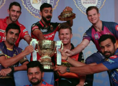 Find out where you can watch live IPL 2018