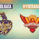 IPL 2018 KKR vs SRH Match Prediction including the KKR Squad 2018, SRH Squad 2018 and Playing 11 of Today's IPL Match, SRH vs KKR match prediction, KKR vs SRH prediction. and who won today in IPL.