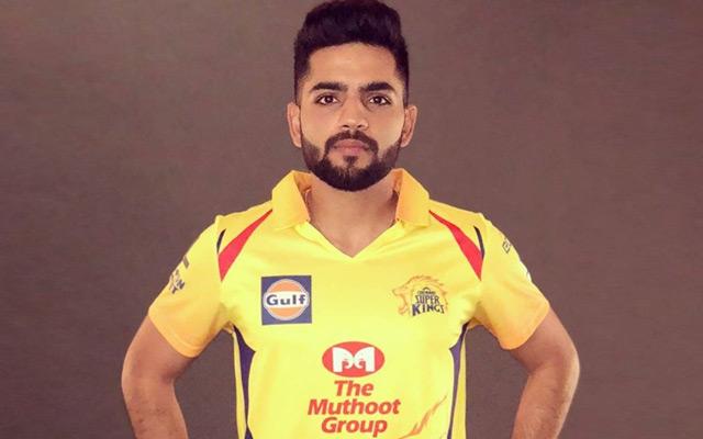 Dhruv Shorey IPL 2018 could replace Suresh Raina IPL 2018 for CSK after Suresh Raina injured