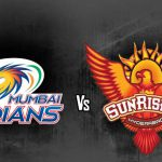 IPL Prediction; IPL 2018 MI vs SRH Match Prediction including the complete MI Squad 2018, SRH Squad 2018 and Playing 11 of Today's IPL Match for both teams, MI vs SRH prediction