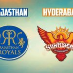 IPL Prediction; IPL 2018 RR vs SRH Match Prediction including the complete RR Squad 2018, SRH Squad 2018 and Playing 11 of Today's IPL Match for both teams, RR vs SRH prediction