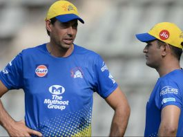 CSK coach Stephen Fleming, IPL 2018 CSK vs MI