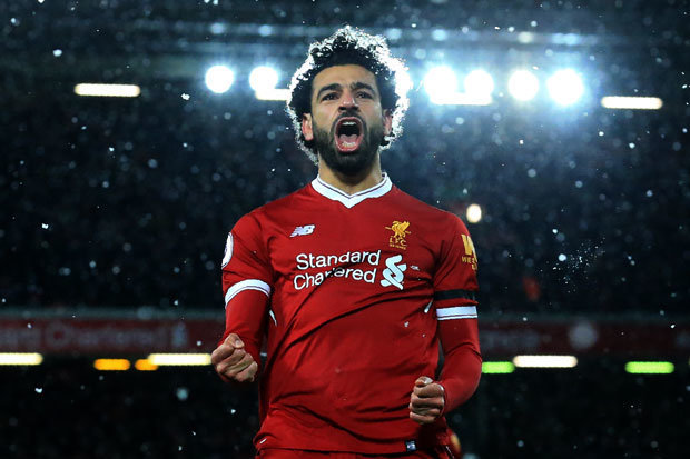 Mohamed Salah player of the year, Mohamed Salah Footballer of the Year