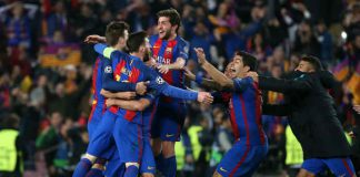 2017/18 UEFA Champions League: 5 teams who have successfully overturned a 1st leg deficit and make a sensational 2nd leg comeback in Champions League knockout round