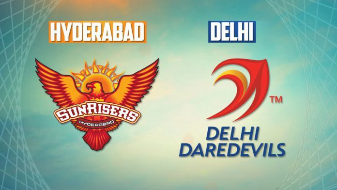 IPL 2018 SRH vs DD stats and detailed IPL 2018 SRH vs DD statistical preview along with IPL SRH vs DD Head to Head record and an analysis of DD vs SRH Head to Head numbers