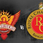 IPL 2018 SRH vs RCB Match Prediction or IPL 2018 RCB vs SRH Match Prediction (IPL 2018 Bangalore vs Hyderabad Match Prediction), RCB Squad 2018, SRH Squad 2018