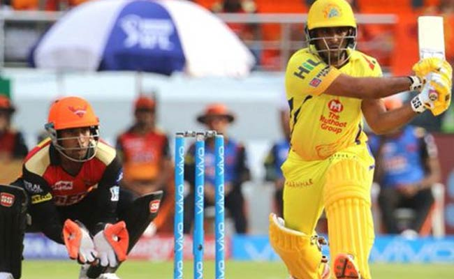 IPL 2018 CSK vs SRH pitch report today from MCA Stadium Pune. IPL pitch report today will give you the detailed analysis of what to expect from CSK vs SRH pitch report today.