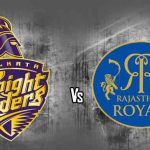IPL 2018 KKR vs RR, KKR vs RR Head to Head, RR vs KKR Head to head stats, KKR vs RR Statistical Preview
