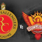 RCB vs SRH pitch report, Bangalore stadium pitch report and Bangalore weather update