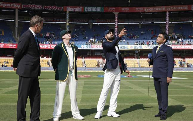 coin toss test cricket icc
