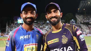 KKR vs RR Playing 11 today featuring KKR Playing 11 today and RR Playing 11 today. Both KKR team 2018 and RR team 2018 will have a good chance of winning the game