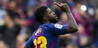Samuel Umtiti Barcelona, Samuel Umtiti News, Samuel Umtiti new contract, Samuel Umtiti release clause, FC Barcelona News, FC Barcelona Transfer News