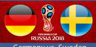 GER vs SWE Live Score SWE vs GER Live Score GER vs SWE Score SWE vs GER Score GER vs SWE Playing 11 SWE vs GER Playing 11 Germany vs Sweden Playing 11 Sweden vs Germany Playing 11 GER Playing 11 SWE Playing 11 GER vs SWE Fantasy Playing 11 Germany vs Sweden Live Stream Free Sweden vs Germany Live Stream Free Germany vs Sweden Live Streaming Free Sweden vs Germany Live Streaming Free Germany vs Sweden Online Streaming Sweden vs Germany Online Streaming Germany vs Sweden Telecast Sweden vs Germany Telecast Germany vs Sweden Head to Head Sweden vs Germany Head to Head Germany vs Sweden H2H Sweden vs Germany H2H Germany vs Sweden Key Stats Sweden vs Germany Key Stats Germany vs Sweden Prediction Score Sweden vs Germany Prediction Score Who will win Sweden vs Germany Germany vs Sweden Match Highlights Germany vs Sweden Highlights Highlights of Germany vs Sweden FIFA World Cup 2018 Highlights