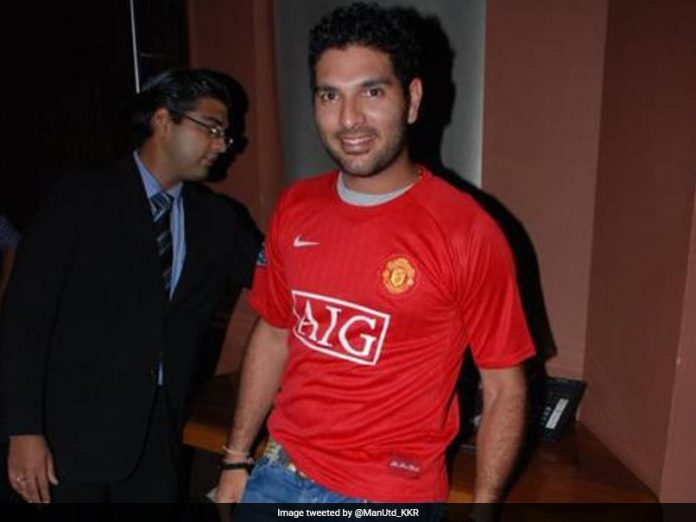 Yuvraj Singh is supporting France and Paul Pogba at the World Cup