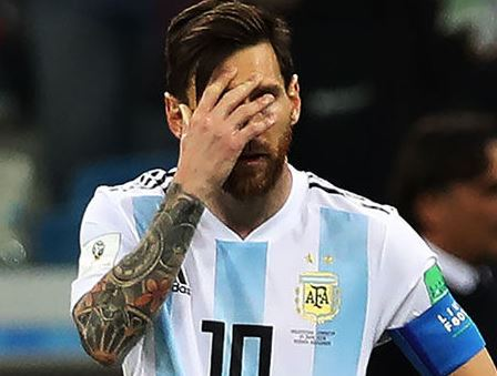 Lionel Messi wife Antonella Roccuzzo knows about Messi's decision to retire from international football