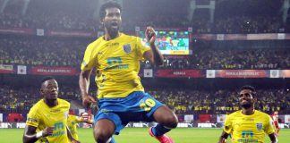India's first ever pre-season tournament Kerala Blasters FC, Melbourne City FC and Girona FC - starting from 24 July. Read football news, latest football news, Indian football news and cricket news, Toyota Yaris La Liga World tournament