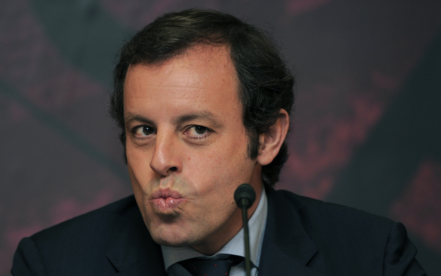 ex-Barcelona president Sandro Rosell was prosecuted by the Spanish high court for money laundering. football latest news