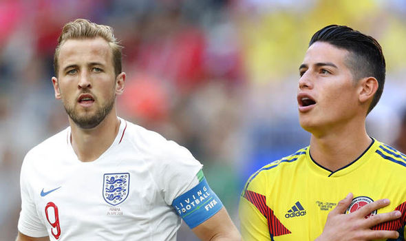 COL vs ENG Live Score, Colombia vs England Live Stream Free, Colombia vs England Online Streaming, Colombia vs England Playing 11 and Colombia vs England prediction score