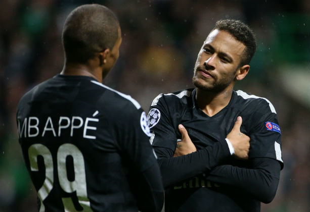 PSG transfer news says all neymar transfer news is ready to snub Real Madrid transfer and Neymar and Mbappe will stay at PSG