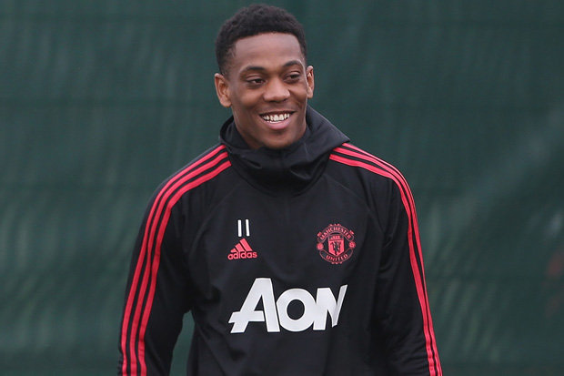 Chelsea want to sign Anthony Martial s a replacement for Eden Hazard