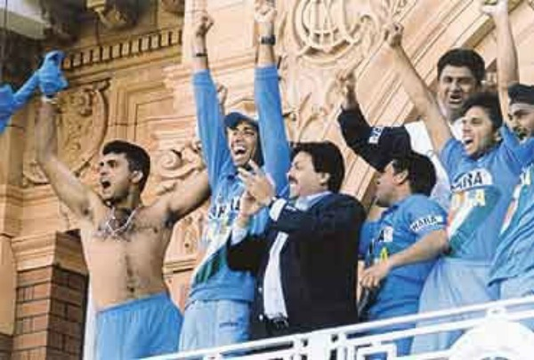 Sourav Ganguly revealed what took place in Lord's balcony after India's 2002 Natwest win. latest cricket news live, India cricket news today