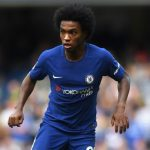 In today's Manchester United transfer news, Chelsea are ready to accept €75million Manchester United bid for Willian.