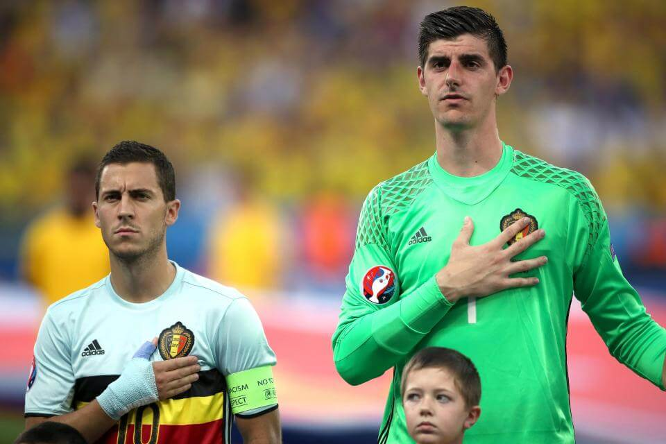 Football Transfer News, Latest Chelsea Transfer News 2018, Chelsea News, Chelsea Latest Transfer News, Real Madrid Transfer News, Eden Hazard News, Eden Hazard Chelsea, Eden Hazard Real Madrid, Thibaut Courtois Real Madrid and Thibaut Courtois Chelsea News