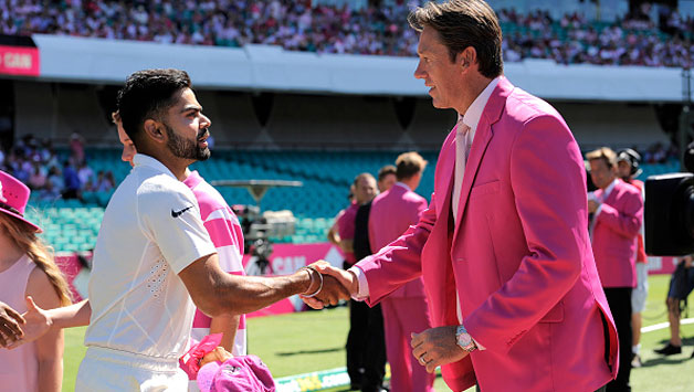 Glenn McGrath revealed an uncanny secret about Virat Kohli and compared him to Brian Lara