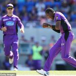 Hobart Hurricanes vs Melbourne Stars, 31st match, HBH vs MLS live score cricket, HBH vs MLS scorecard, HBH vs MLS live streaming, Big Bash League 2018-19