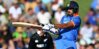 Shikhar Dhawan, India, New Zealand, Napier, ODI