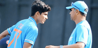 Shubman Gill, New Zealand, India, Rahul Dravid