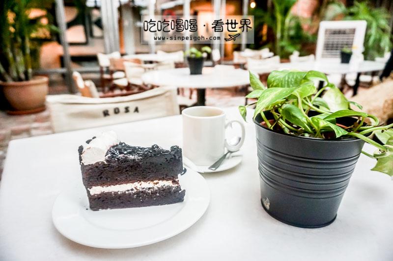 馬六甲cafe