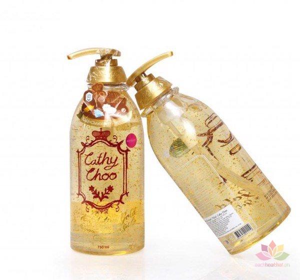 Sữa tắm Cathy Choo Vàng 24K Active Gold