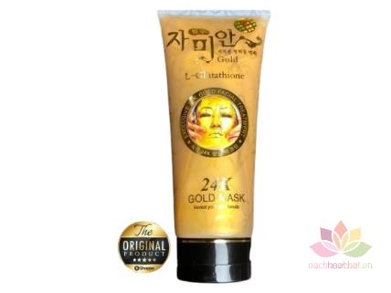 Mặt nạ vàng 24k Gold Mask L-Glutathione ảnh 1
