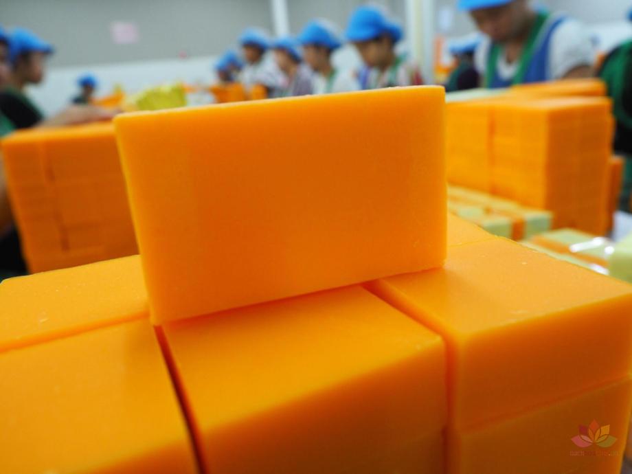 Xà phòng Cam Orange Natural Soap