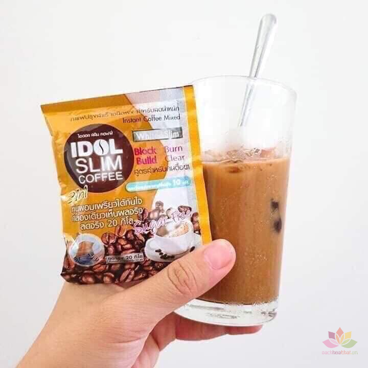 Cafe giảm cân Idol Sim Coffee