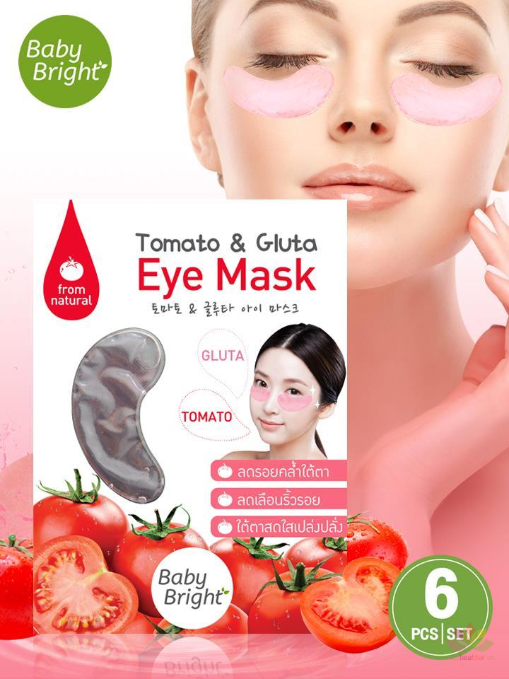 Mặt nạ mắt Eye Mask Baby Bright