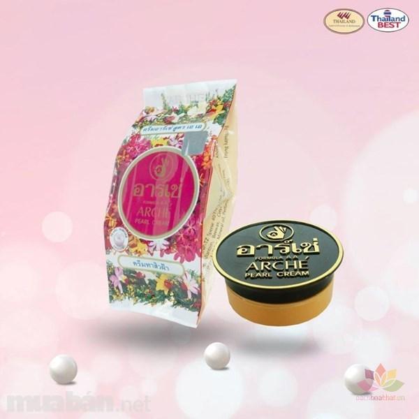 Kem làm trắng Arche Pearl Cream