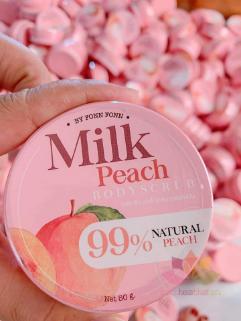 Tẩy tế bào chết Milk Peach Body Scrub ảnh 10
