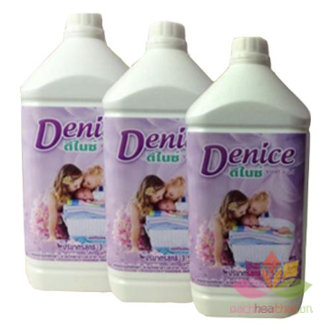 Nước Giặt xả quần áo trẻ em Denice 6in1 ảnh 3