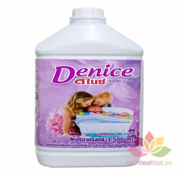 Nước Giặt xả quần áo trẻ em Denice 6in1 ảnh 6