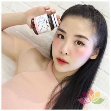Viên uống trị mụn trắng da CL Collagen Prime Thái Lan ảnh 3