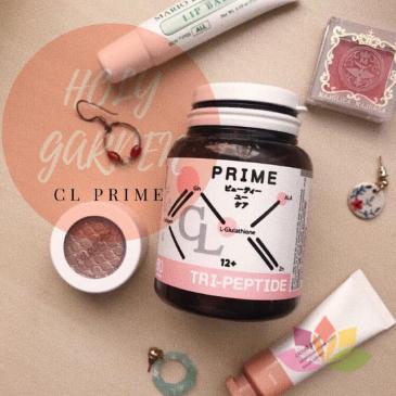 Viên uống trị mụn trắng da CL Collagen Prime Thái Lan ảnh 4