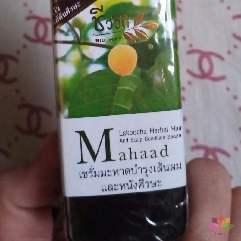 Xịt tóc Mahaad Thái Lan ảnh 3