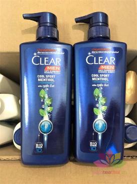 Clear Men 480ml ảnh 2