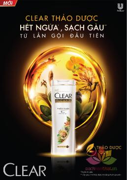 Clear 480ml Thái ảnh 2