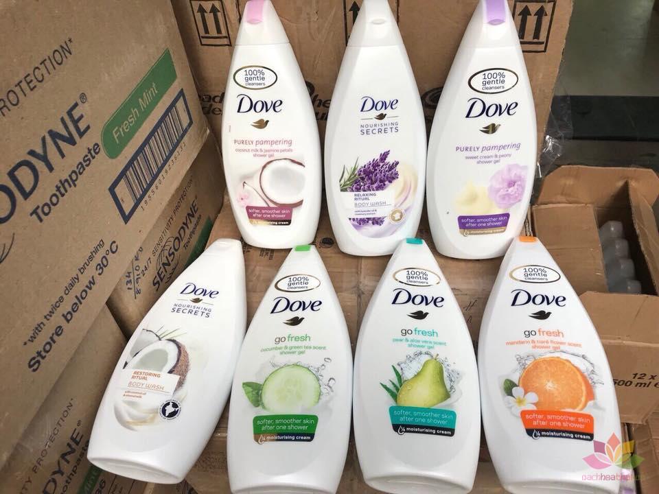 Dầu gội đầu Dove