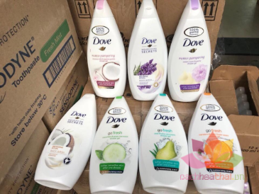 Sữa Tắm Dove  ảnh 8
